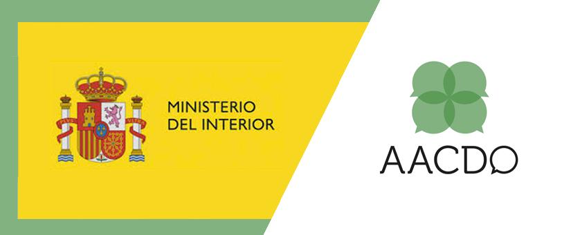 Delitos de Odio: AACDO inscrita en el Registro de Asociaciones de ámbito Nacional, del Ministerio del Interior